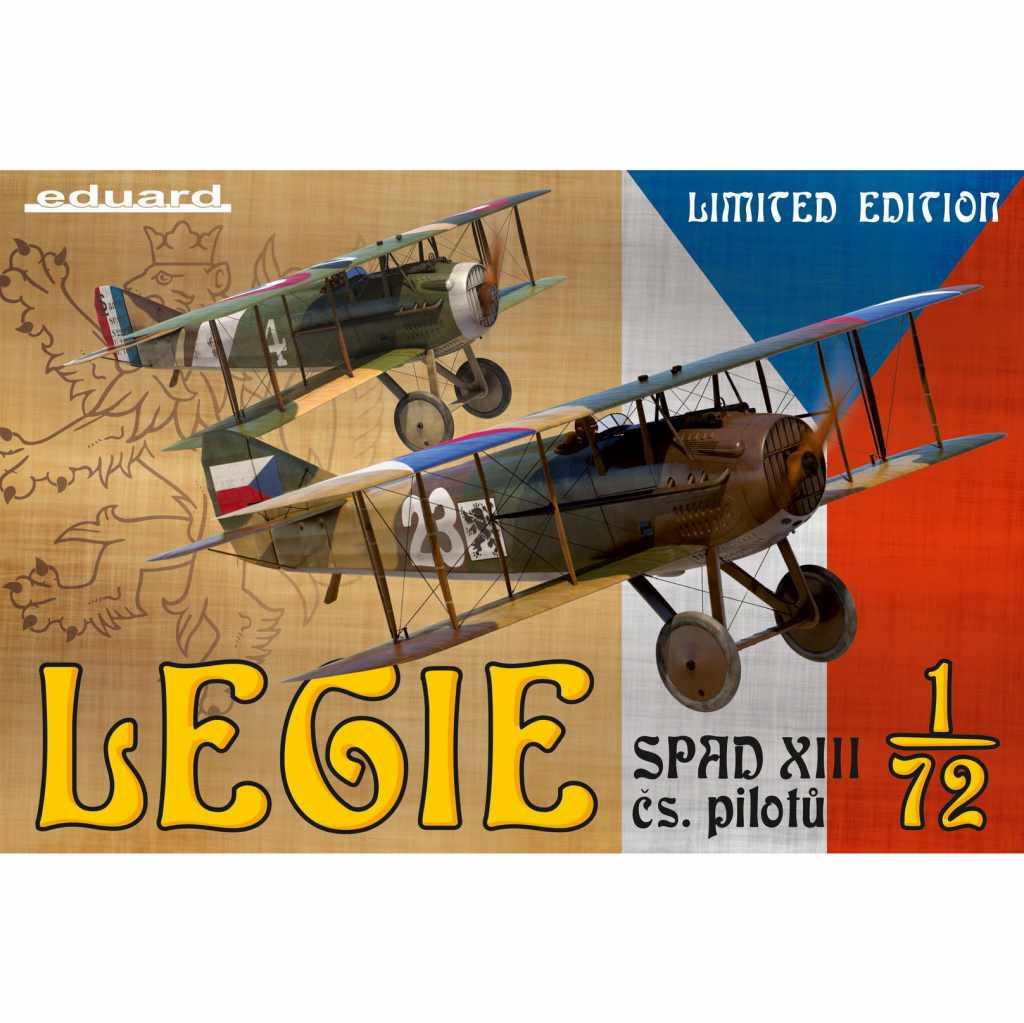 【新製品】2126 スパッドXIII 「チェコスロバキア人パイロット」 リミテッドエディション
