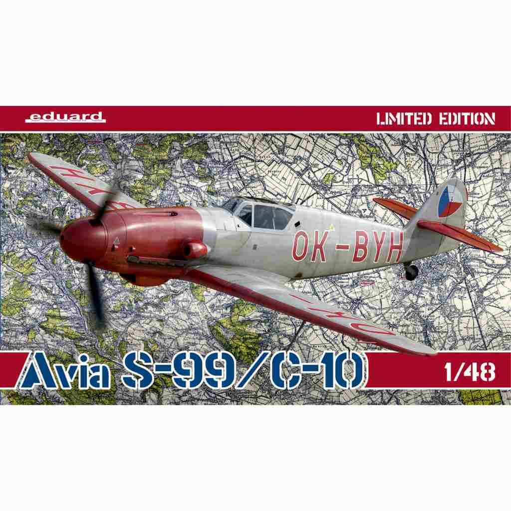 【新製品】11122 アヴィア S-99/C-10 リミテッドエディション