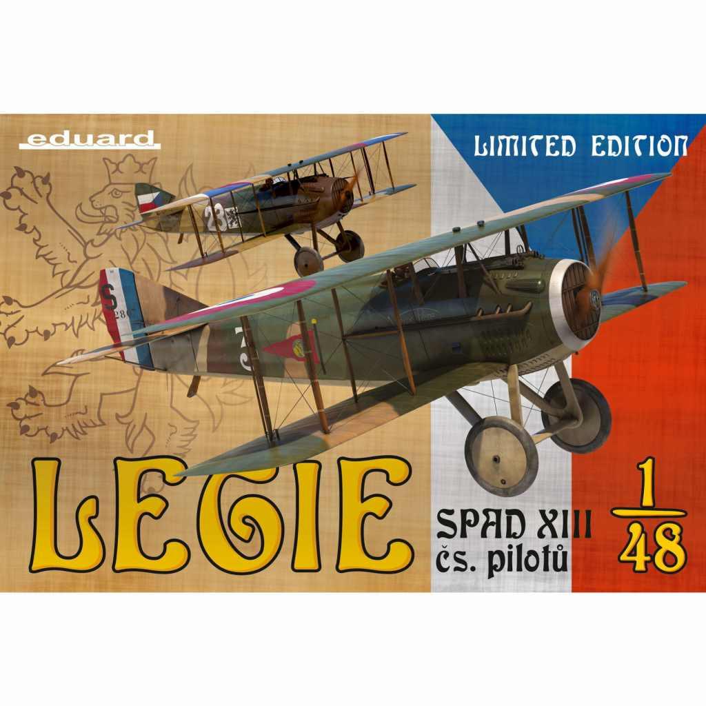 【新製品】11123 スパッド XIII 「チェコスロバキア人パイロット」 リミテッドエディション