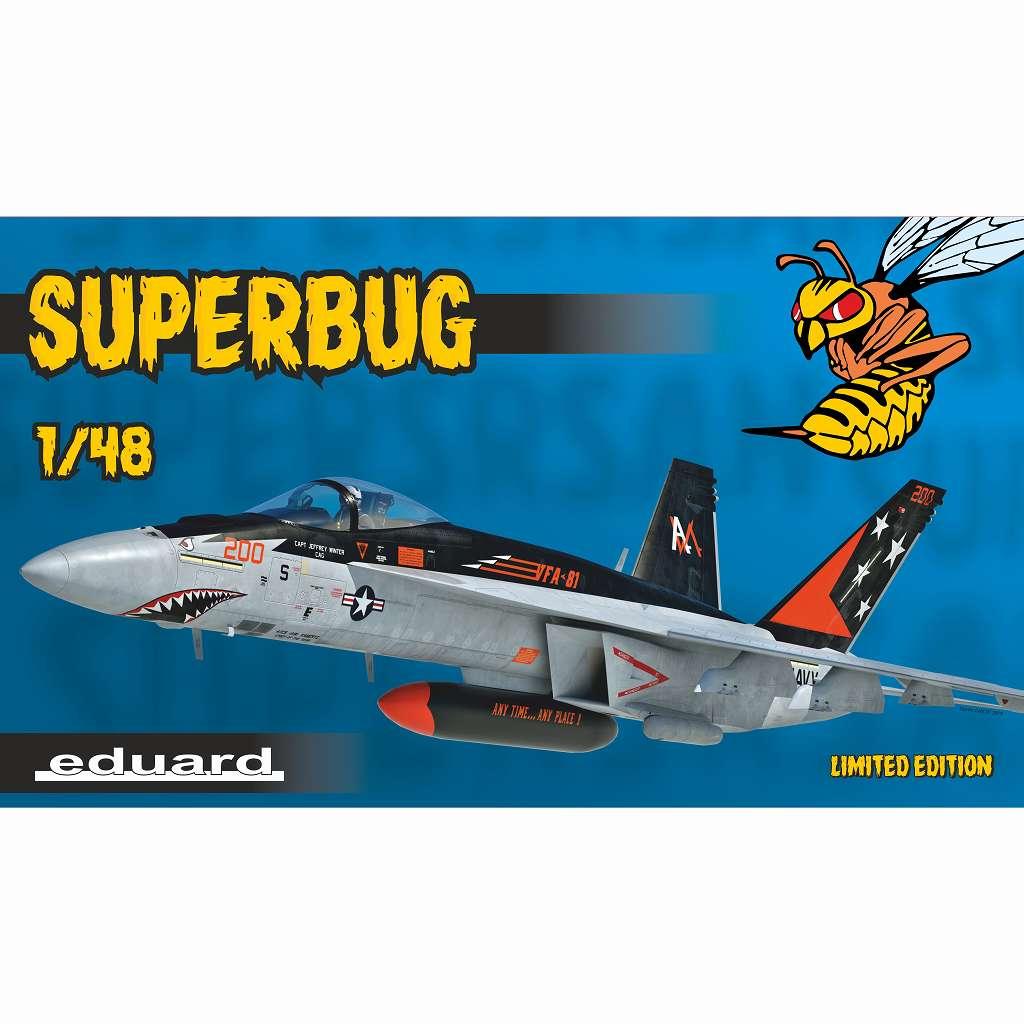 【新製品】11129 「スーパーバグ」 F/A-18E リミテッドエディション