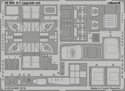 【新製品】48908)X-1 アップグレードセット