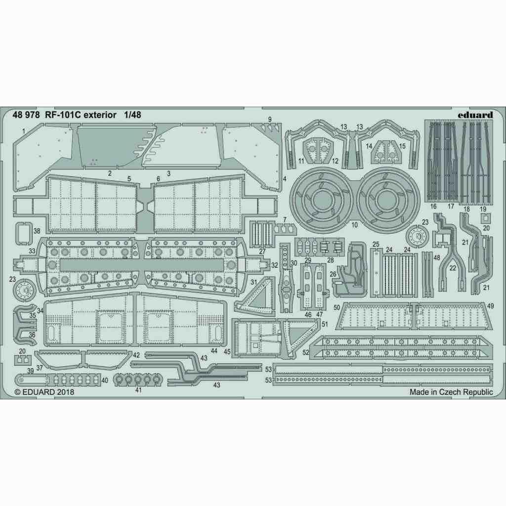 【新製品】48978 RF-101C 外装