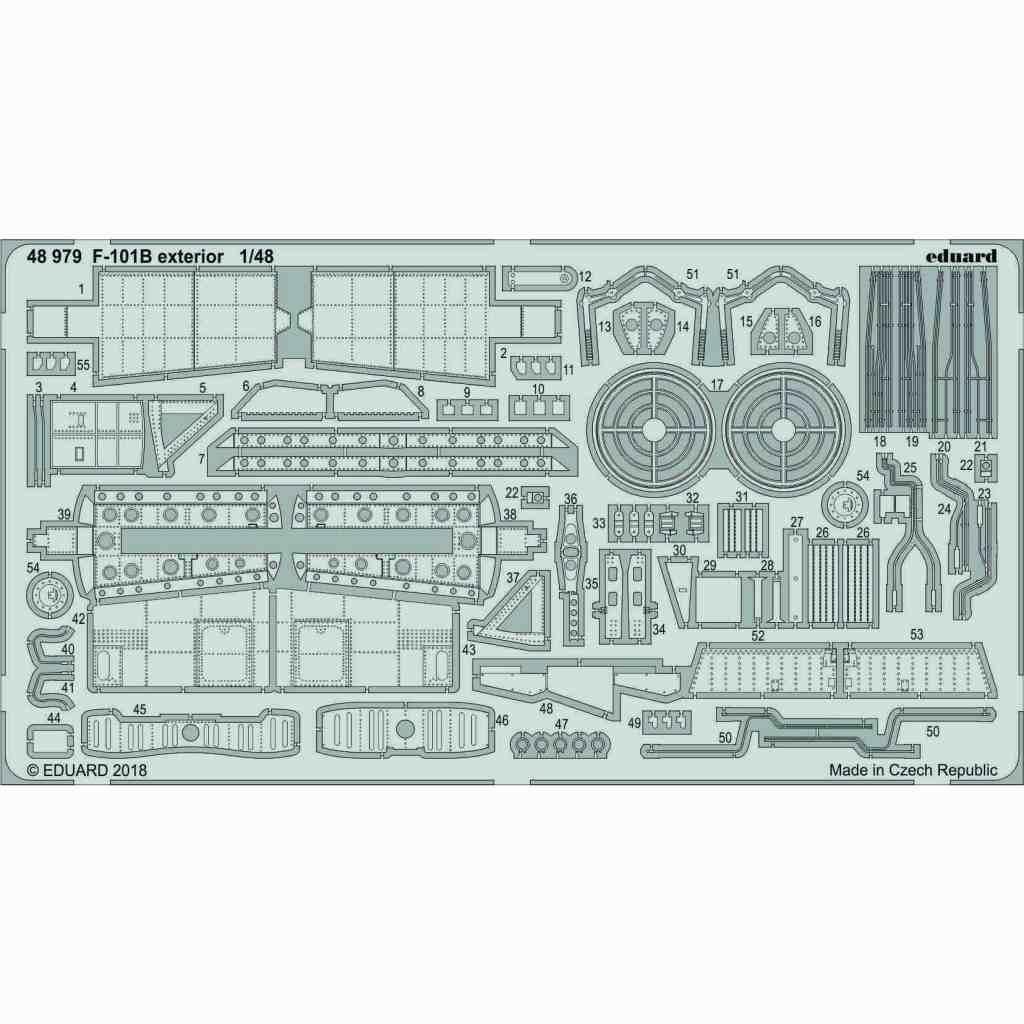【新製品】48979 F-101B 外装