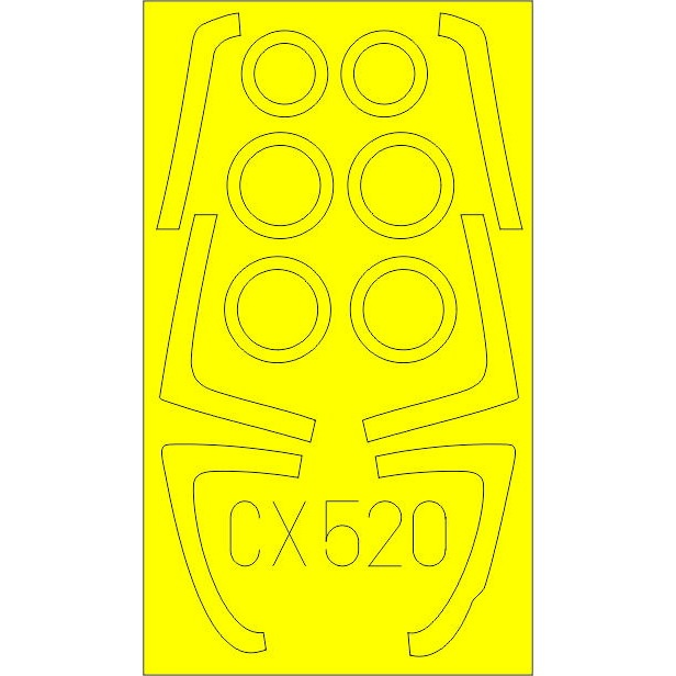 【新製品】CX520 F/A-18E スーパーホーネット