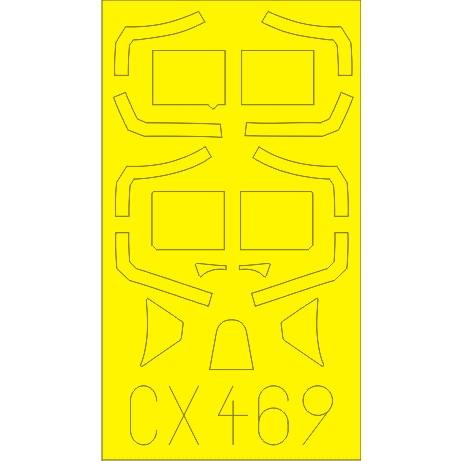 【新製品】EX598 ハインケル He111H-6