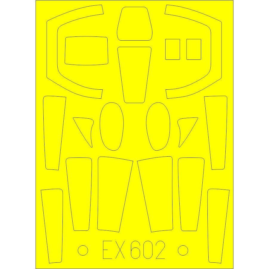 【新製品】EX602 ヤコブレフ Yak-28PP ブリュワーE 電子戦機