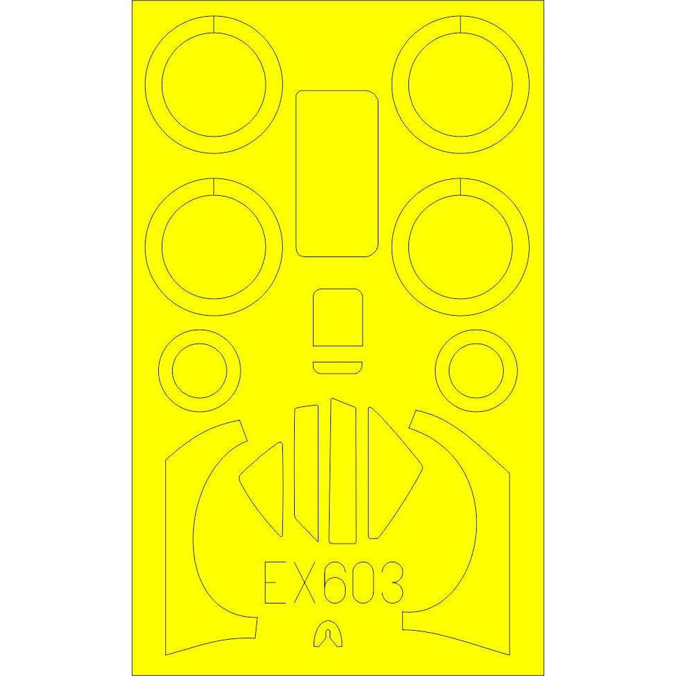【新製品】EX603 デ・ハビランド シーヴィクセン FAW.2