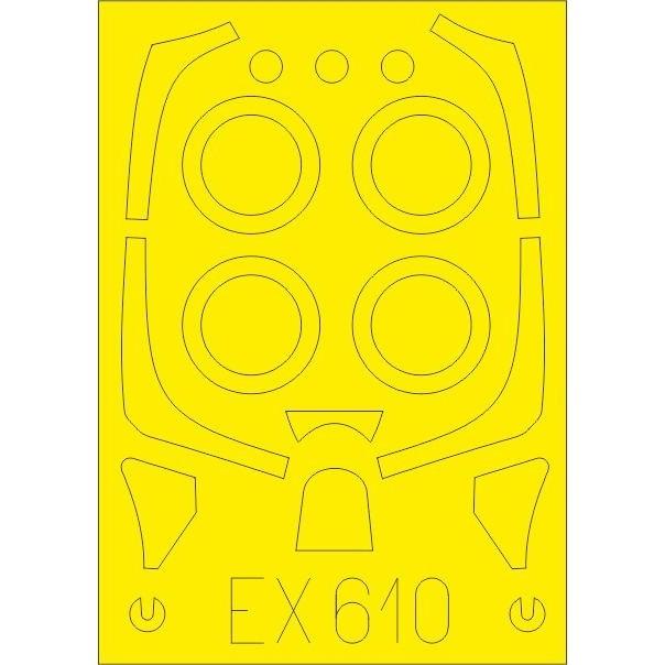 【新製品】EX610 スーパーマリン スピットファイア F.Mk.22/24