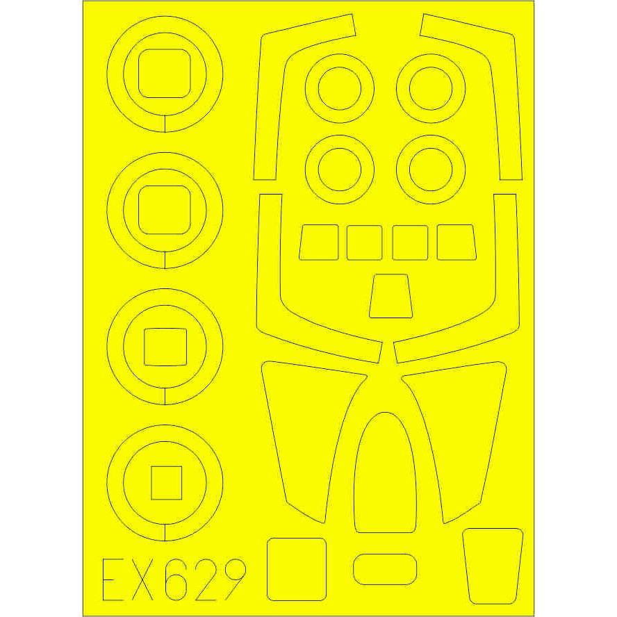 【新製品】EX629 RF-101C/G/H