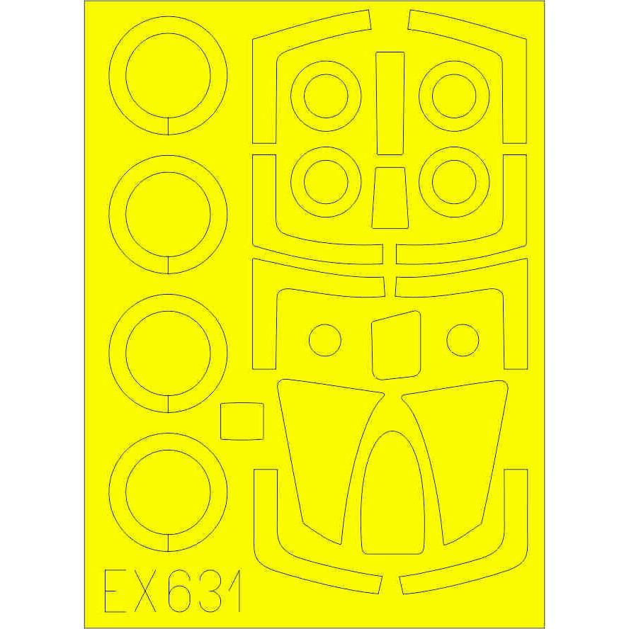 【新製品】EX631 F-101B