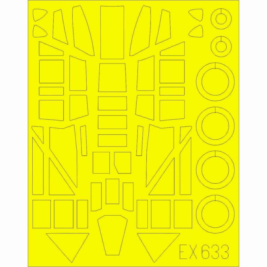 【新製品】EX633 フェアリー アルバコア