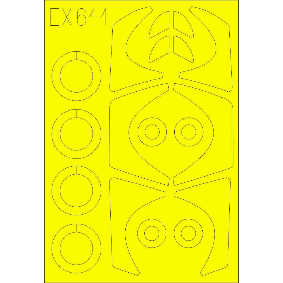 【新製品】EX641 ダッソー ラファールC