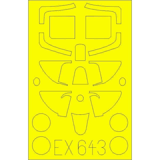 【新製品】EX643 スピットファイアMk.I