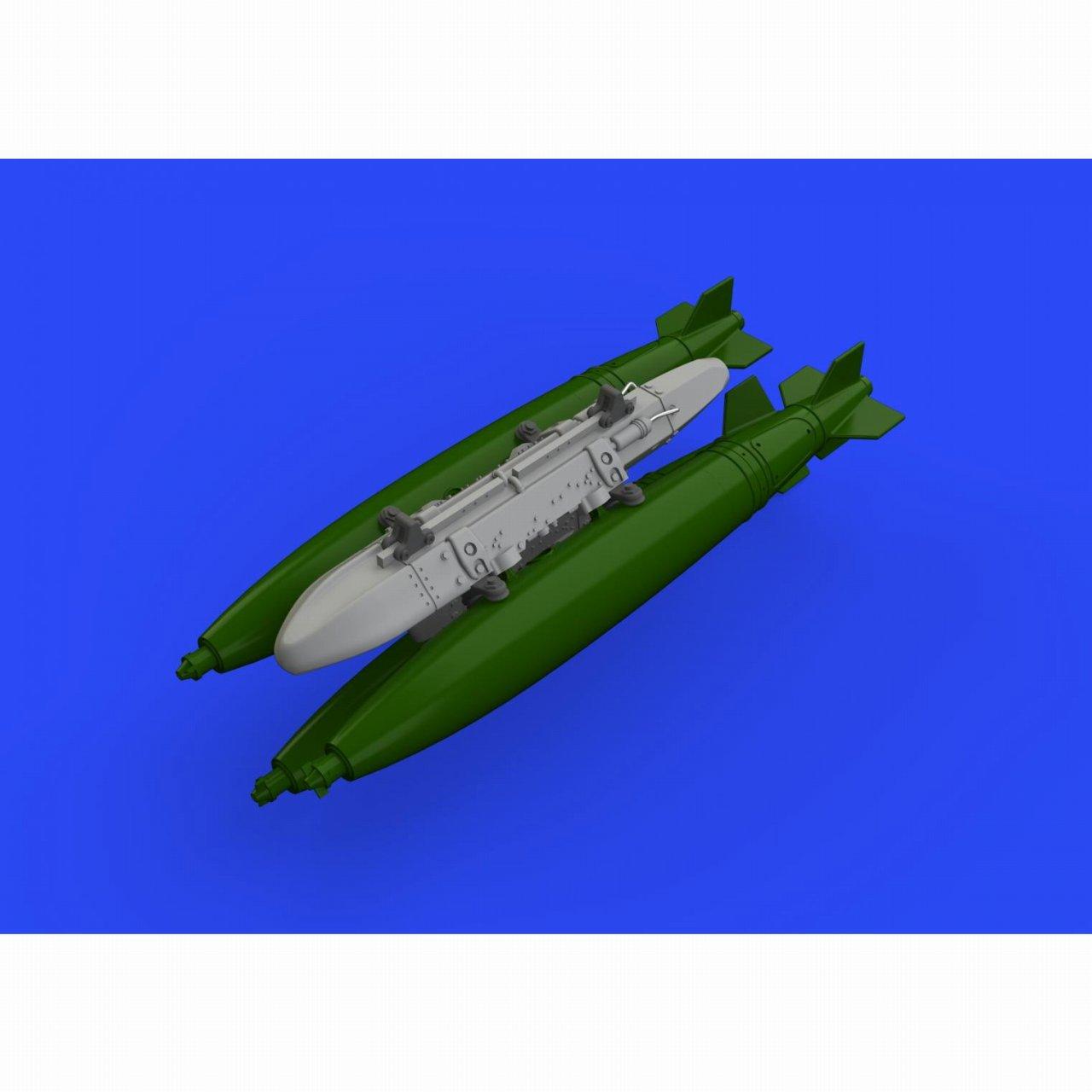【新製品】491028 塗装済 ホーカー タイフーンMk.Ib バブルトップ エッチングパーツ (ハセガワ/イタレリ用)