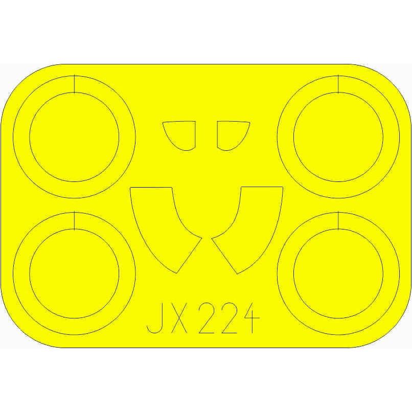 【新製品】JX224 I-16 タイプ29