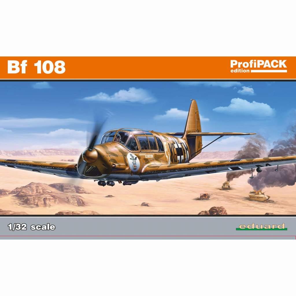 【新製品】3006 メッサーシュミット Bf108 プロフィパック