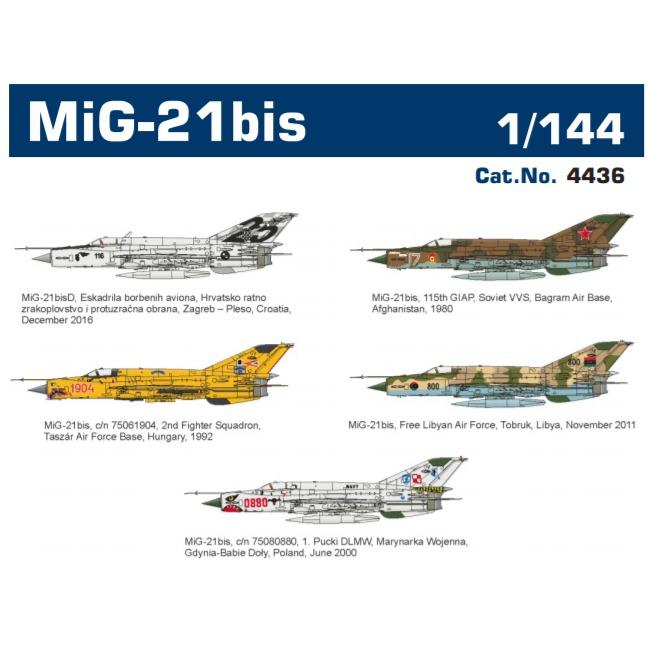 【新製品】4436 MiG-21bis スーパー44