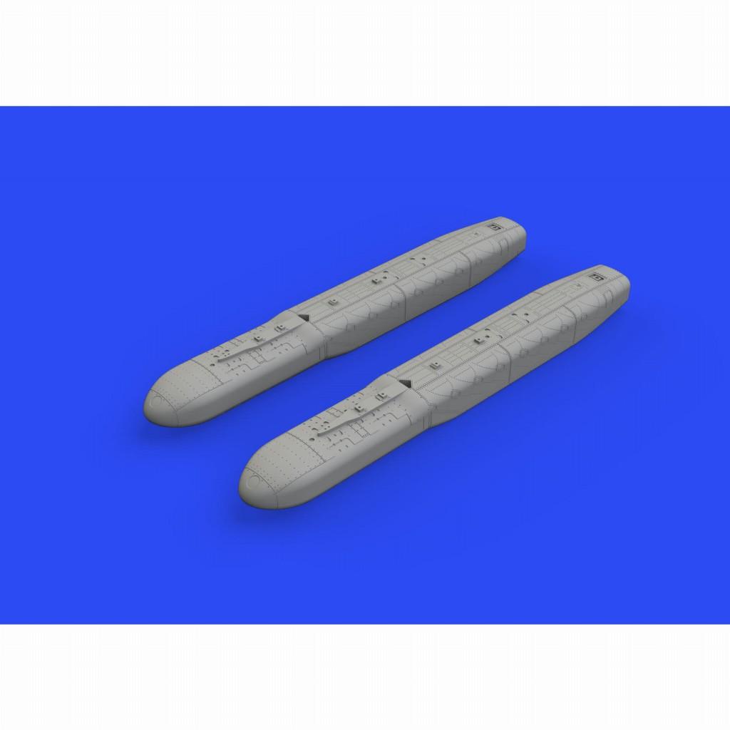 【新製品】ブラッシン648551 JP233 小爆弾・地雷散布ディスペンサー (2個入り)