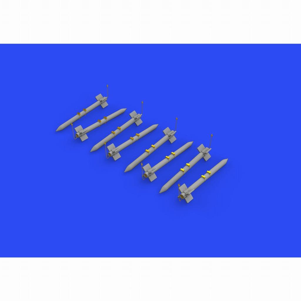 【新製品】ブラッシン672238 HVAR 5インチロケット弾 (8個入り)
