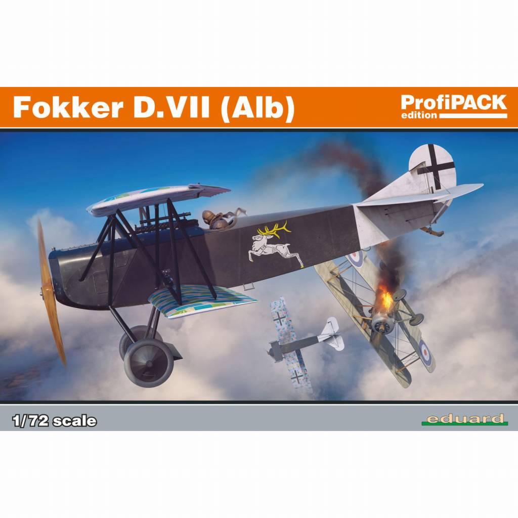 【新製品】70134 フォッカー D.VII(AIb) プロフィパック