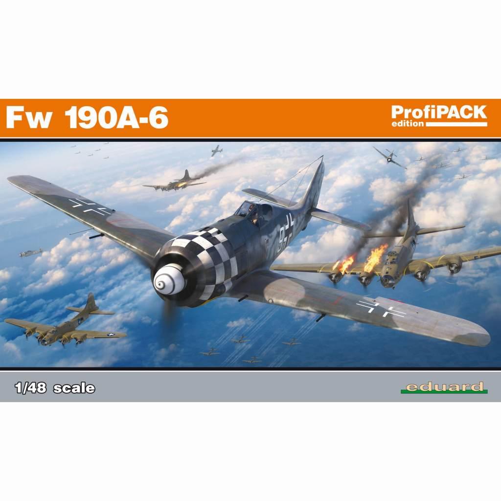 【新製品】82148 フォッケウルフ Fw190A-6 プロフィパック