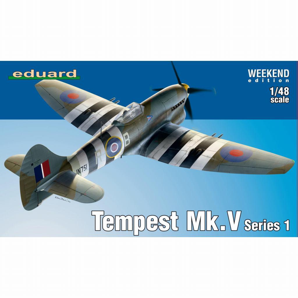【新製品】84171 ホーカー テンペスト Mk.V シリーズ1 ウィークエンドエディション