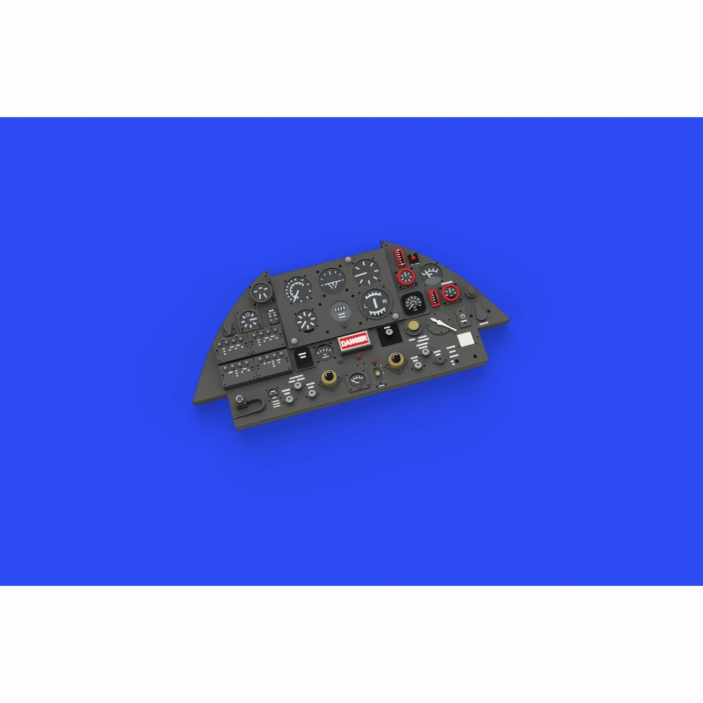 【新製品】ルック644054 ライサンダー Mk.III 「ルック」計器盤 (エデュアルド用)