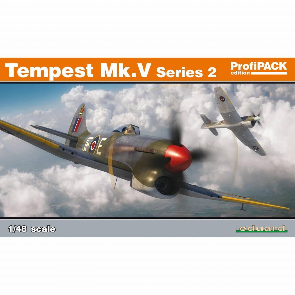 【新製品】82122 ホーカー テンペストMk.V(シリーズ2) プロフィパック
