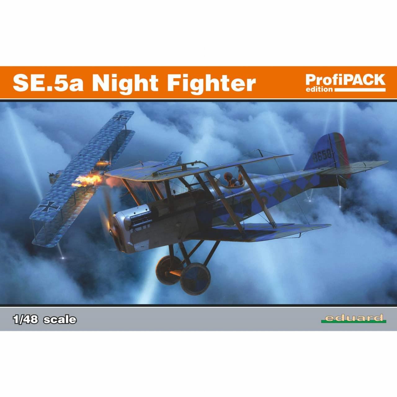 【新製品】82133 RAF SE.5a ナイトファイター プロフィパック