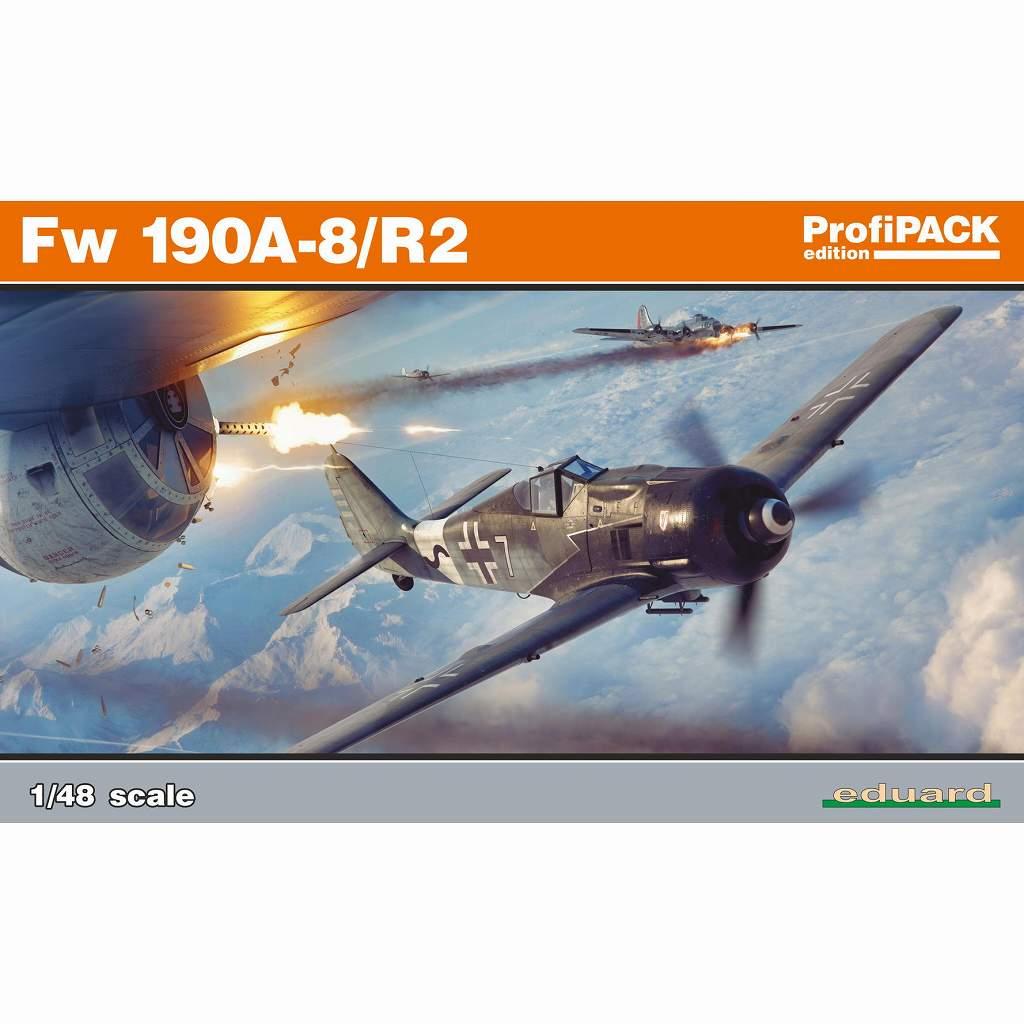 【新製品】82145 フォッケウルフ Fw190A-8/R2 プロフィパック