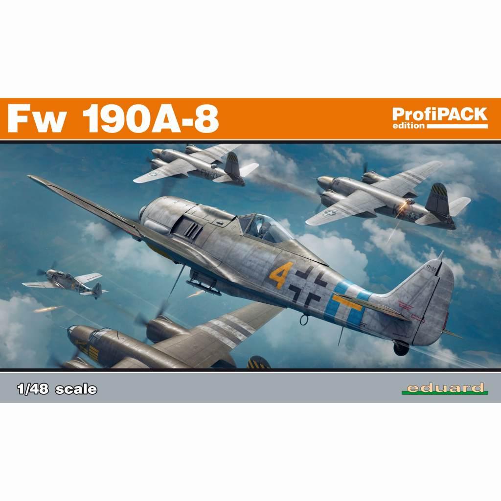 【新製品】82147 フォッケウルフ Fw190A-8 プロフィパック