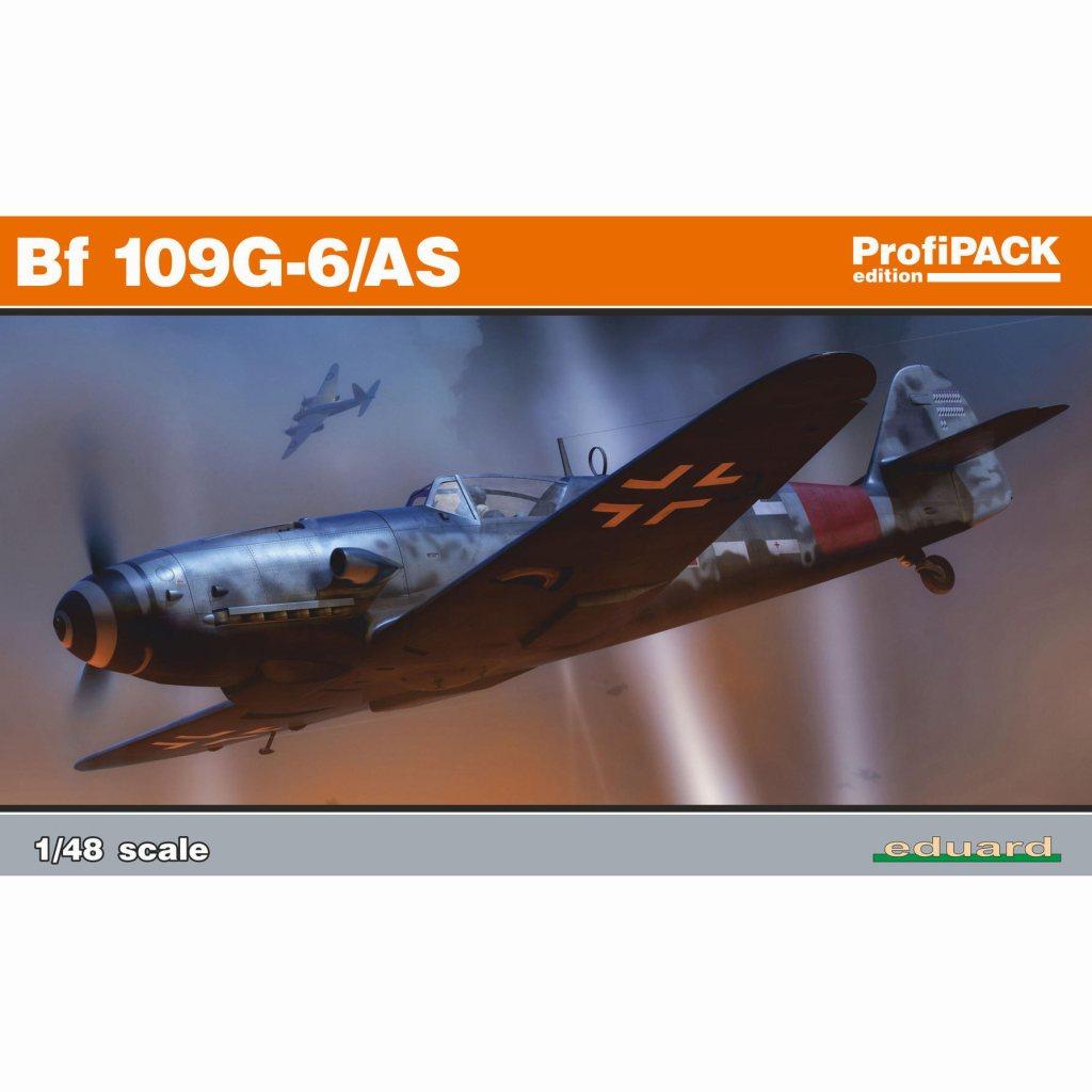 【新製品】82163 メッサーシュミット Bf109G-6/AS プロフィパック