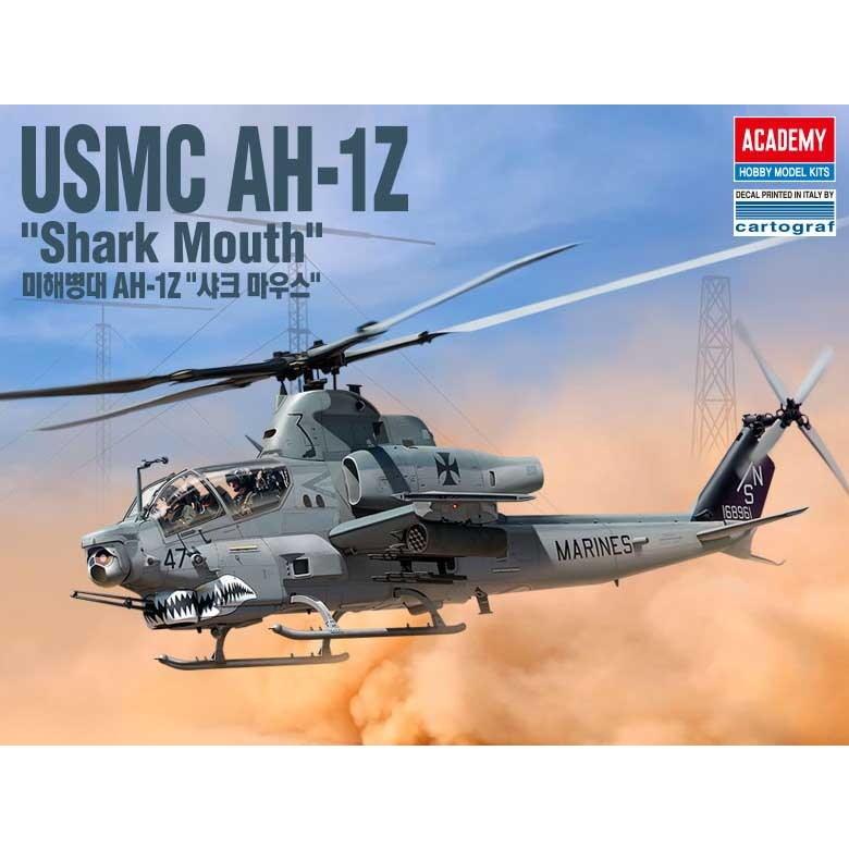 【新製品】12127 アメリカ海兵隊 AH-1Z ヴァイパー シャークマウス