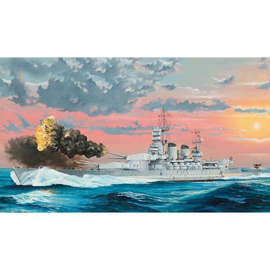 【新製品】05319 イタリア海軍 戦艦 リットーリオ 1941