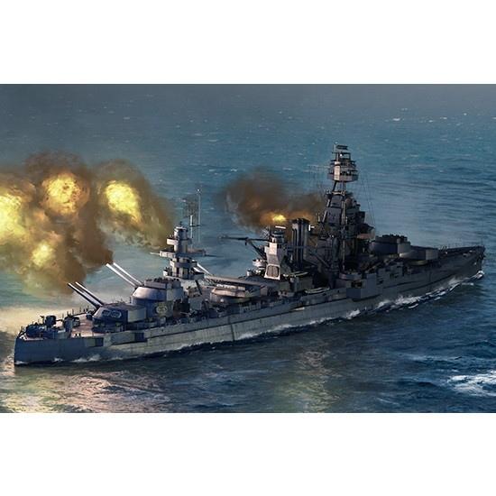 【新製品】06712 アメリカ海軍 戦艦 BB-35 テキサス