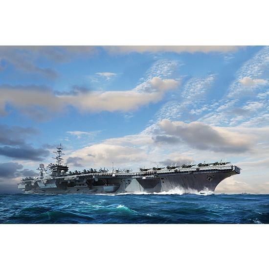 【新製品】06715 アメリカ海軍 航空母艦 CV-64 コンステレーション