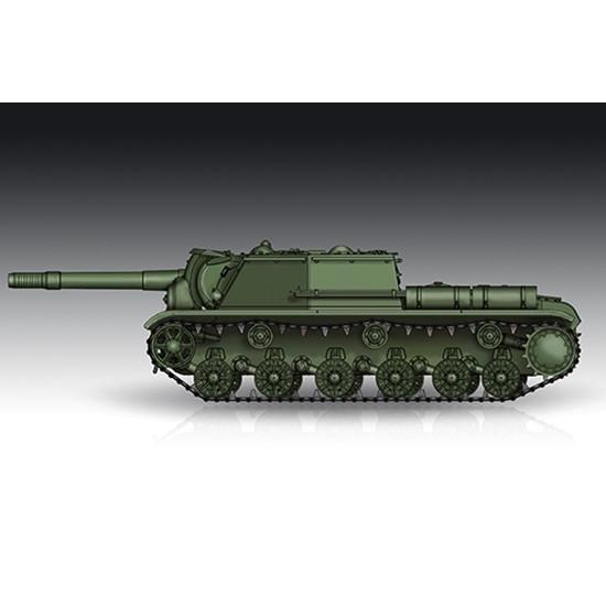【新製品】07130 ソビエト軍 SU-152 重自走砲後期型