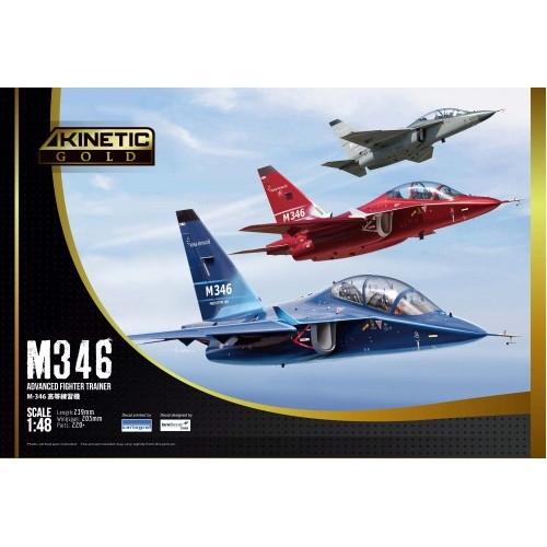 【新製品】K48063 アレーニア・アエルマッキ M-346 マスター 高等練習機