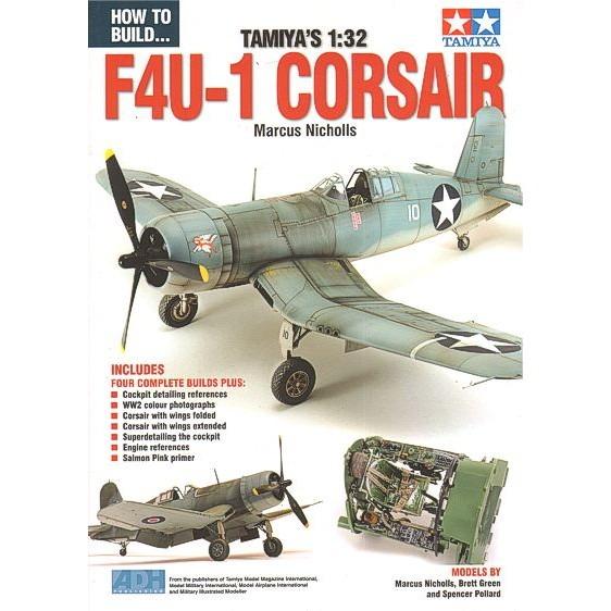 【再入荷】How to build TAMIYA'S 1/32 F4U-1 コルセア
