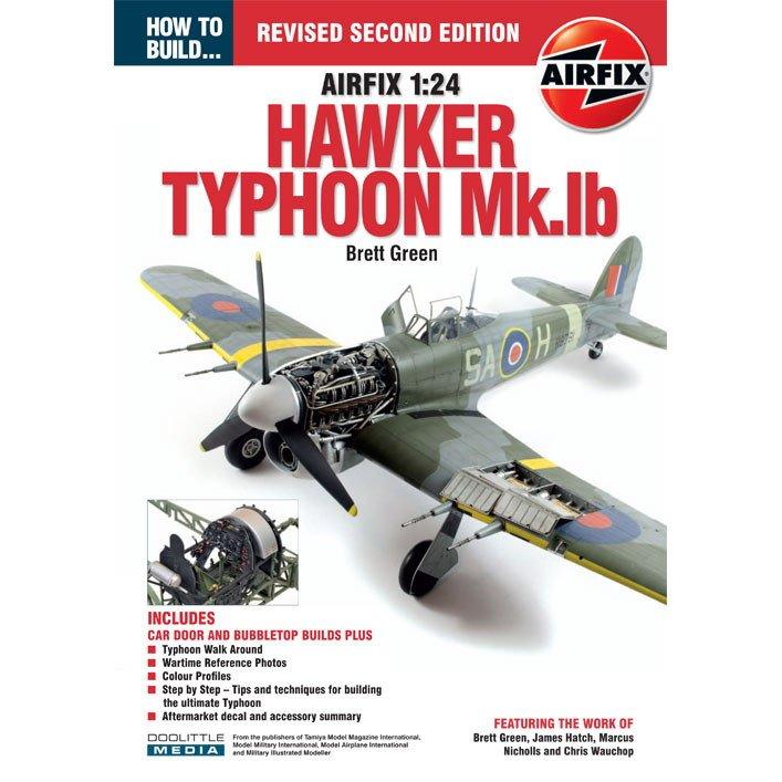 【再入荷】How to build AIRFIX'S 1/24 ホーカー タイフーン Mk.IB