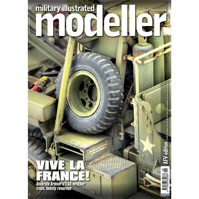 【新製品】ミリタリーイラストレイテッドモデラー098 VIVE LA FRANCE!