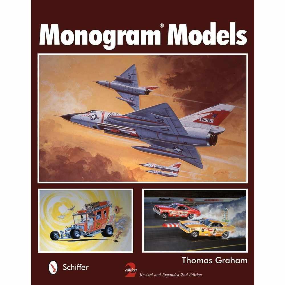 【新製品】Monogram Models. Revised and Expanded 2nd Edition