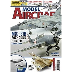【新製品】MODEL Aircraft Vol.17-05 MiG-31B FOXHOUND