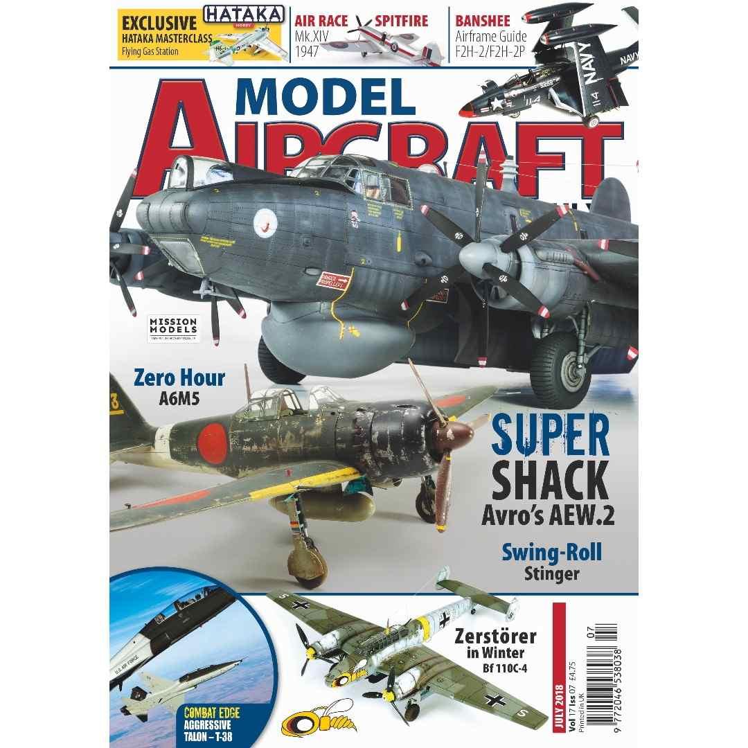 【新製品】MODEL Aircraft Vol.17-07 SUPER SHACK Avro's AEW.2