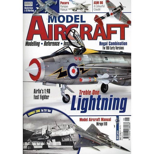 【新製品】MODEL Aircraft Vol.18-05 Treble One Lightning