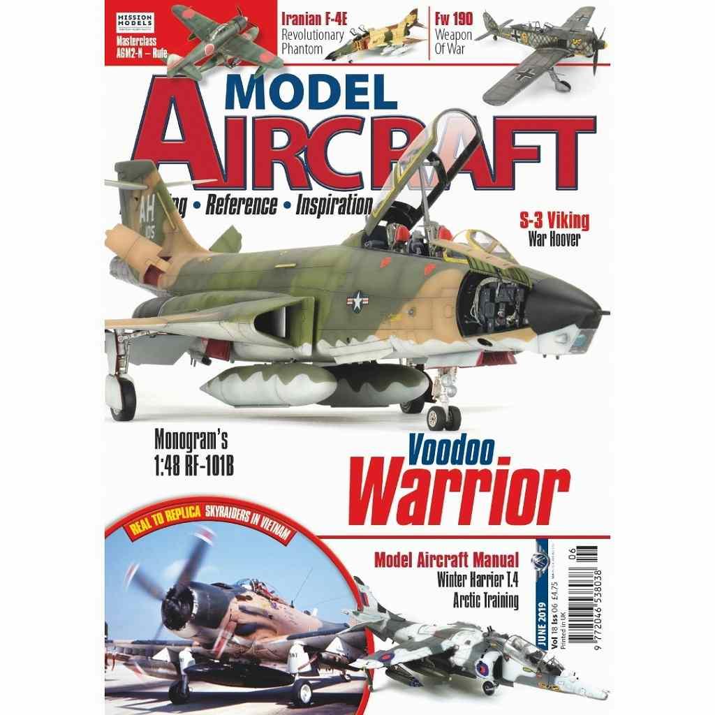【新製品】MODEL Aircraft Vol.18-06 Voodoo Warrior