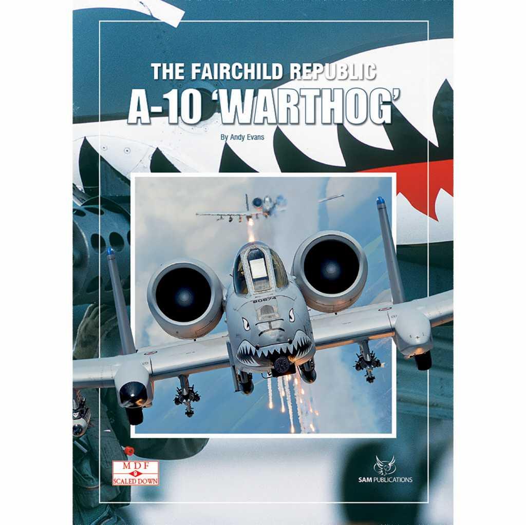 【新製品】MDF スケールドショーダウン 9 フェアチャイルド・リパブリック A-10 ウォートホグ