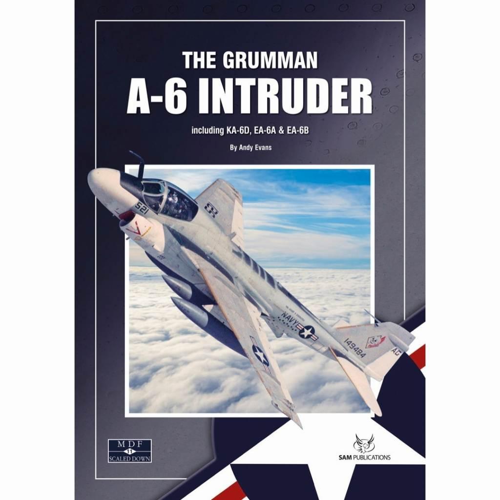 【再入荷】MDF スケールドダウン 11 グラマン A-6 イントルーダー/KA-6D、EA-6A、EA-6B