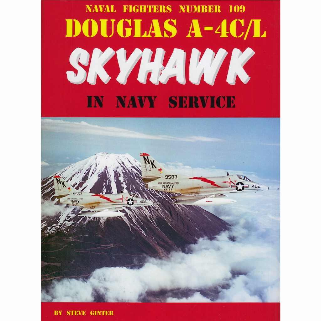 【新製品】ネーバルファイターNo.109 ダグラス A-4C/L スカイホーク 米海軍