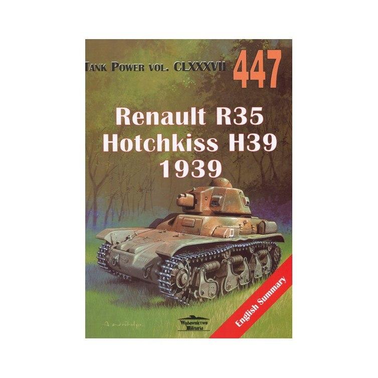 【新製品】447 ルノー R35/オチキス H39 1939